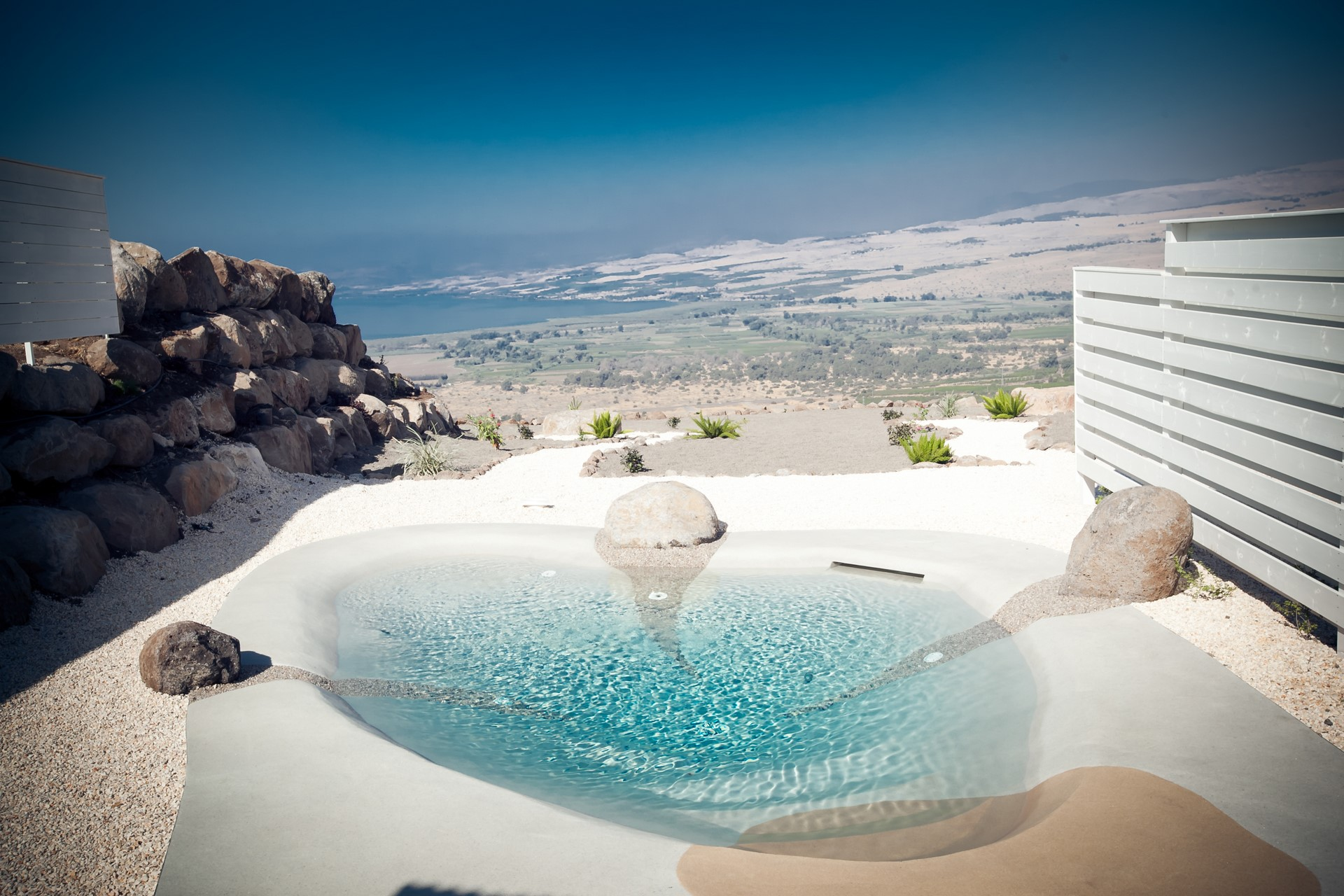 Gallery private swimming pools piscine bio design for Private gallery pattern