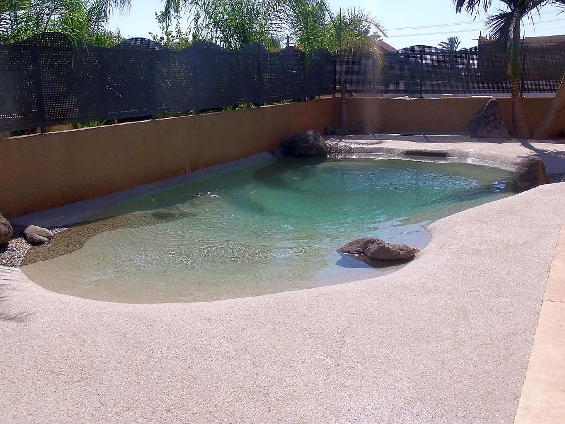 Gallery private swimming pools piscine bio design for Private swimming pool design